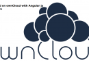 File Upload on ownCloud with Angular js and NodeJs (Express Js)