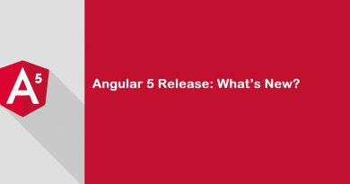 What's new in Angular 5?