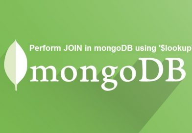 Perform JOIN in mongoDB using '$lookup'