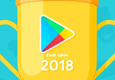 Best App of 2018 – Google Play Store